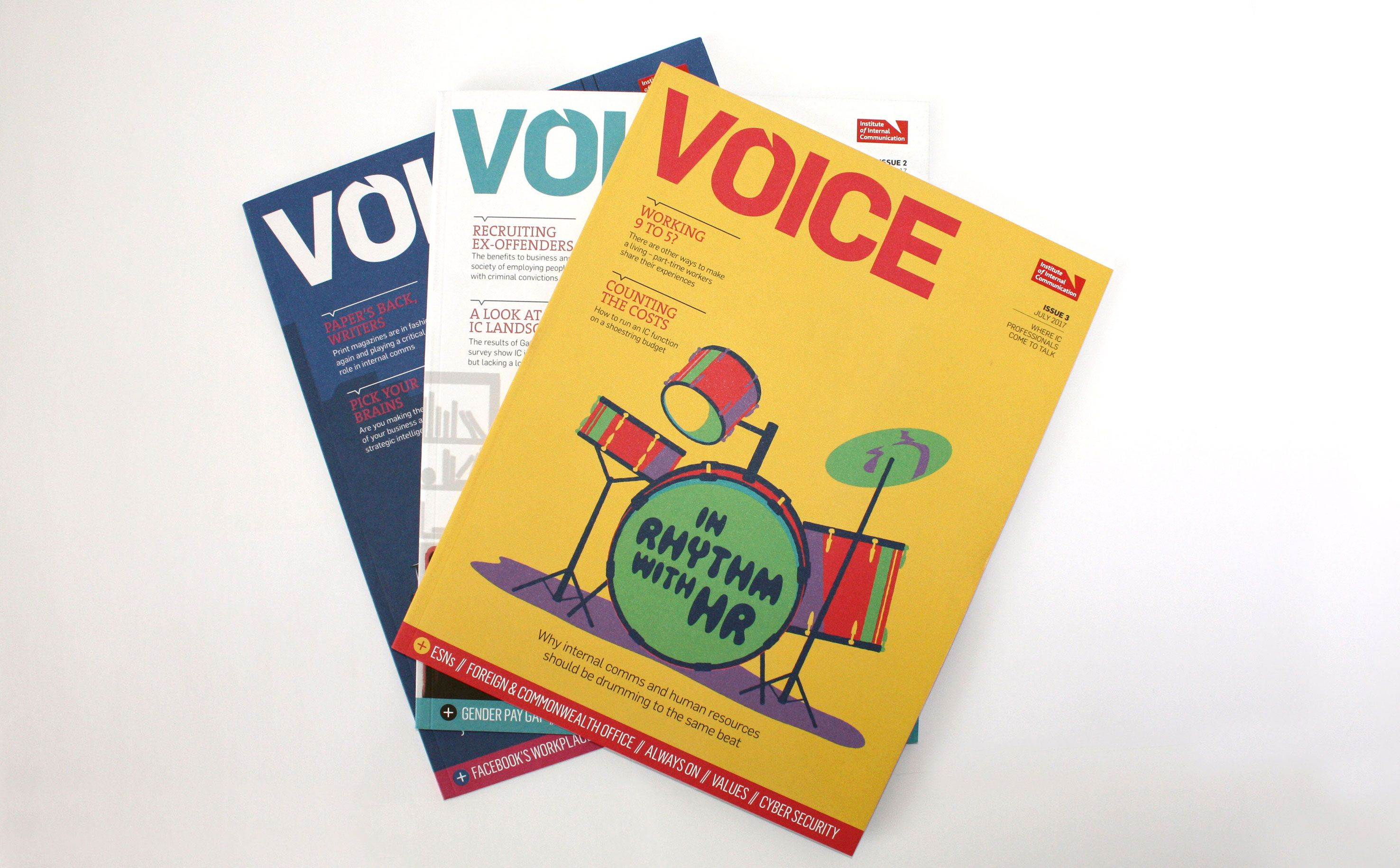 Voice covers