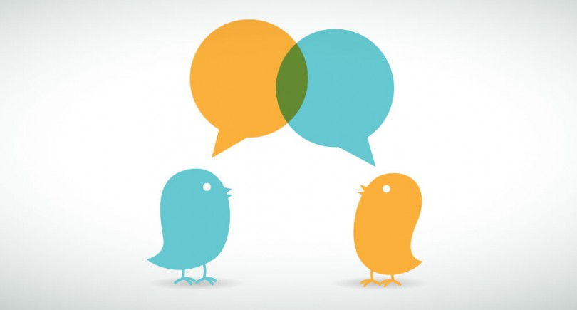 Twitter ye not? Social media can be great for internal comms