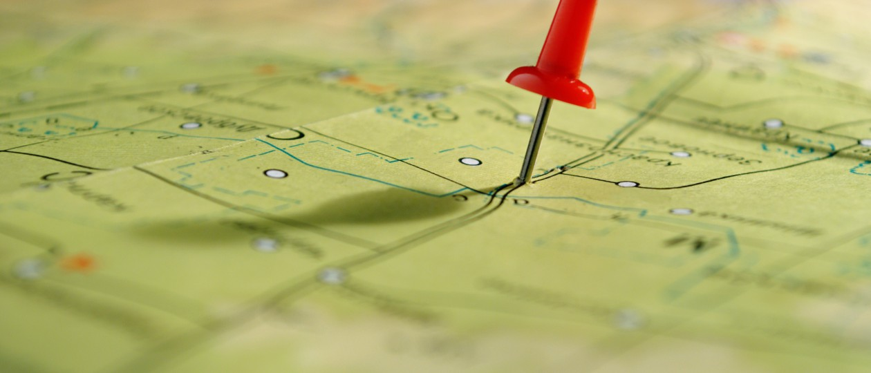 How communication can help map out your organisation's change in direction
