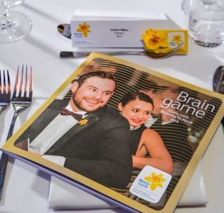 Marie Curie – event collateral